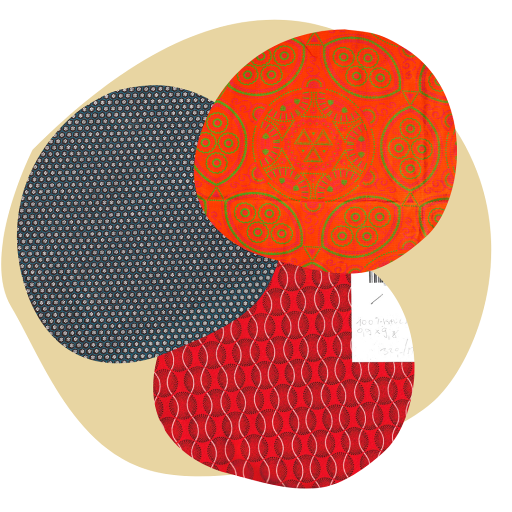 Collection Hypnotique des tapis d'acupression Igla upcyclés et brevetés