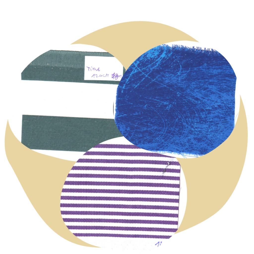Collection Transat des tapis d'acupression Igla upcyclés et brevetés