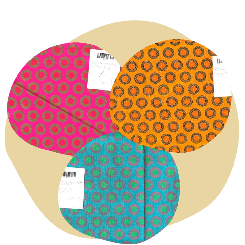 Collection Wax des tapis d'acupression Igla upcyclés et brevetés