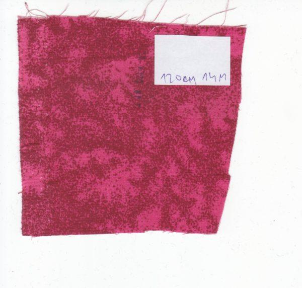 Tissu Arlequin #2 tapis acupression Igla