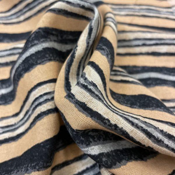 Tissu Tigre 2 tapis acupression Igla